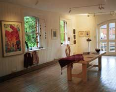 Dorset Art Weeks 2000 - a mixed group exhibition signposting artists in North Dorset